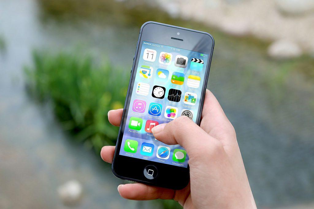 iphone met apps smart living